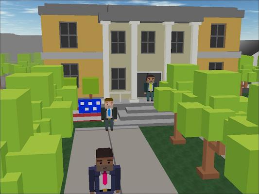City Bus Craft Simulator - screenshot