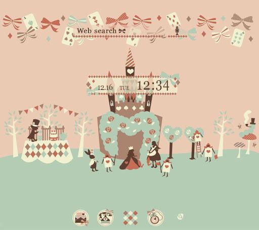 ★免費換裝★愛麗絲和她的粉彩城堡