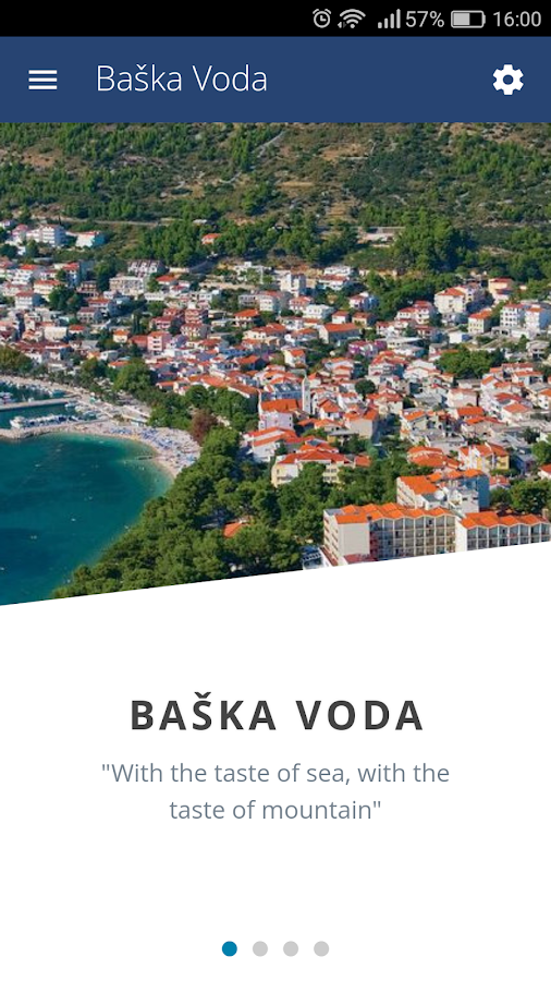 Baška Voda- screenshot