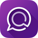 Aye - Chat Rooms, Chat With Strangers, Teen Chat icon