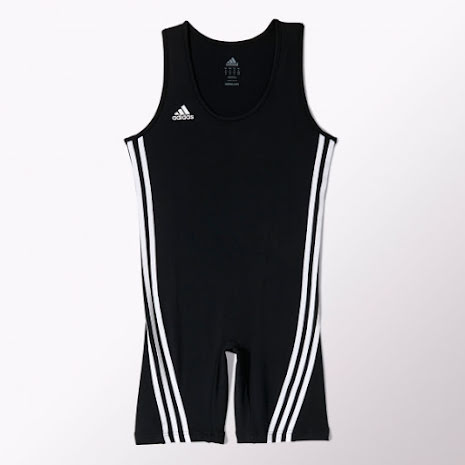 Adidas Base Lifter Suit Black - Medium
