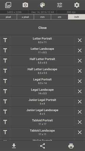 Image Size - Photo Resizer 6.2 screenshots 3