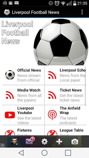 Liverpool Football News Plus