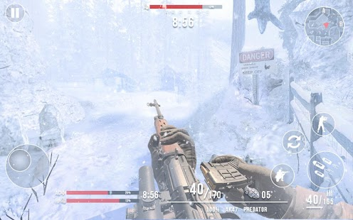Last Day of Winter - FPS Frontline Shooter - náhled