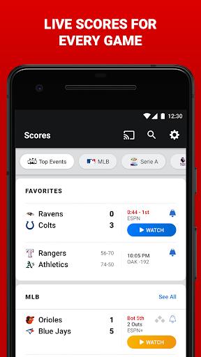 ESPN 6.3.1 screenshots 6