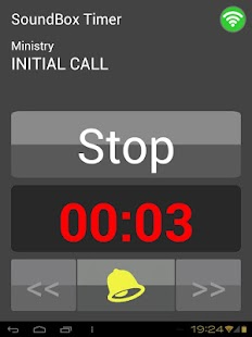 SoundBox Timer- screenshot thumbnail