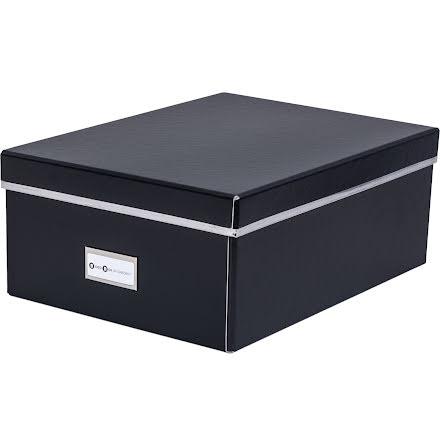 Box Bigso Elias svart