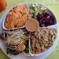 Raw/Live Salad Platters