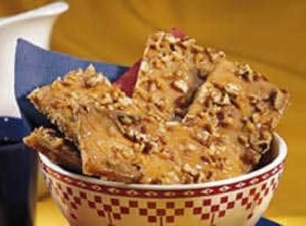 Graham Cracker Prailines Recipe