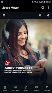 Joyce Meyer's Sermons & Podcasts - AppRecs