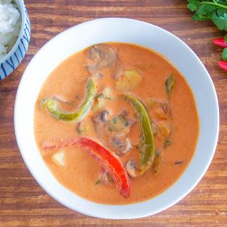 Vegan Thai Red Curry Recipe