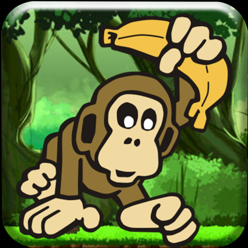 Crazy Monkey Run Forest