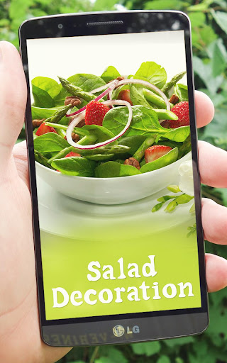 Salad Decoration Wallpapers