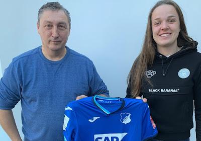 Tine De Caigny (Anderlecht) signe à Hoffenheim