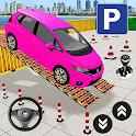 Modern Car Parking Simulator - Best Parking Games icon