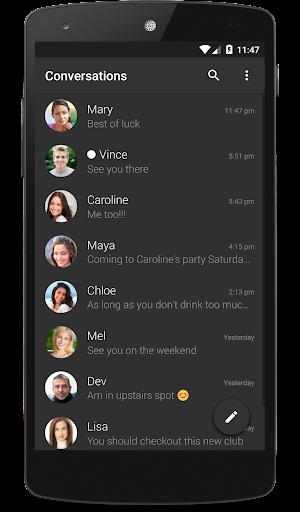玩個人化App|Black Theme (chomp)免費|APP試玩