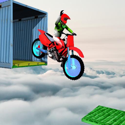 Impossible Moto Bike BMX Tracks Stunt (game)