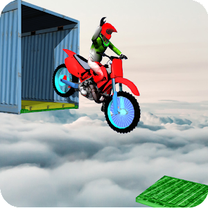 Impossible Moto Bike BMX Tracks Stunt for PC