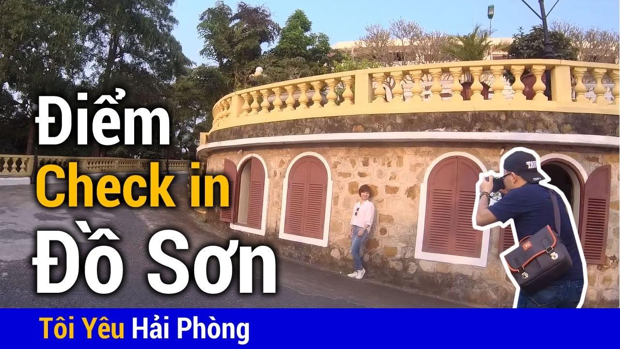Điểm check in chụp ảnh Dinh Vua Bảo Đại ở Đồ Sơn Hải Phòng