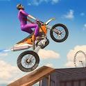 London City Motorbike Stunt Riding Simulator icon