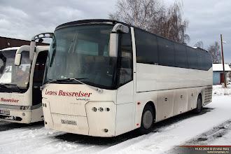 Photo: DL 32016 hos Lenes Bussreiser i Stjørdal, 16.02.2008.