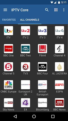 IPTV Core 4.2.2 screenshots 1