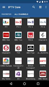 IPTV Core Apk Download Free for PC, smart TV