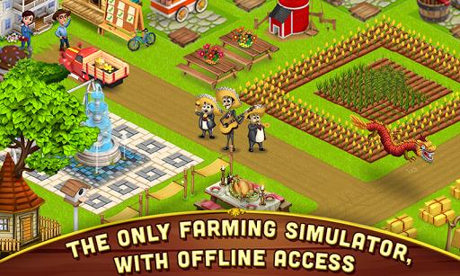 Big Little Farmer Offline Farm screenshot 3