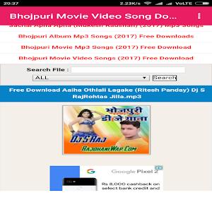 Bhojpuri mp3 songs zip file download 2017