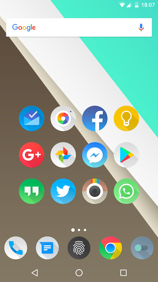 Aurora UI - Icon Pack- screenshot