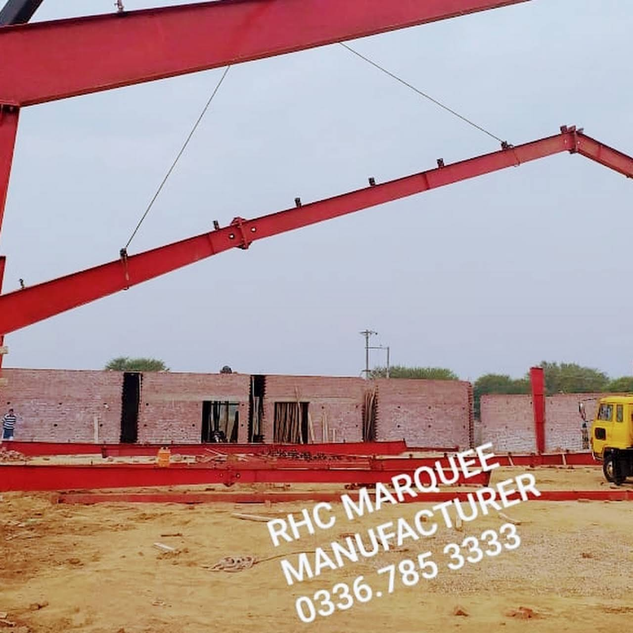 RHC Marquee Manufacturer - Marquee Manufacturing in Lahore