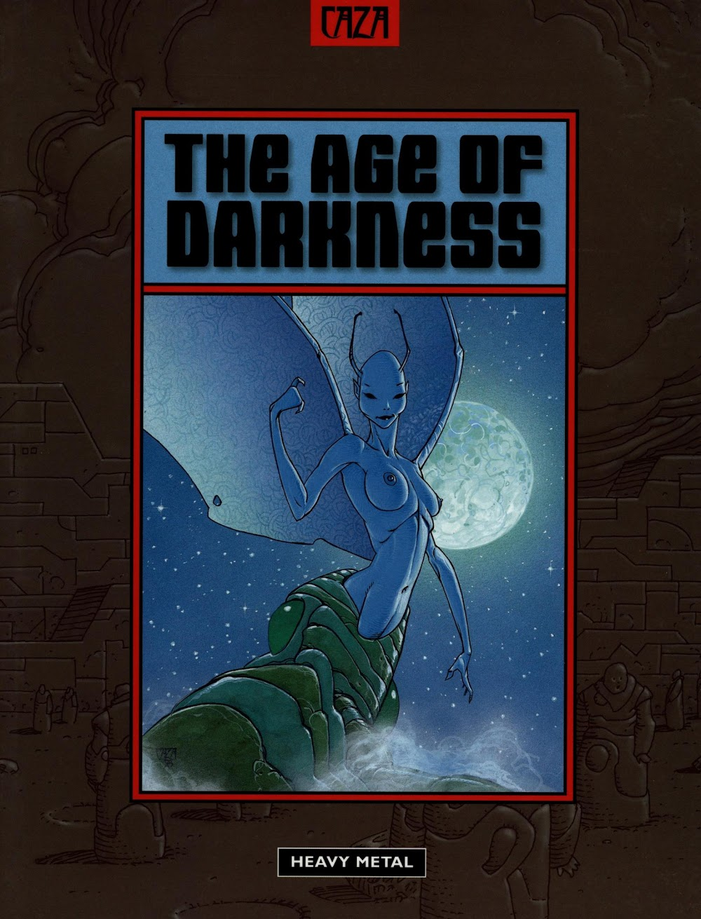 The Age of Darkness (1998)