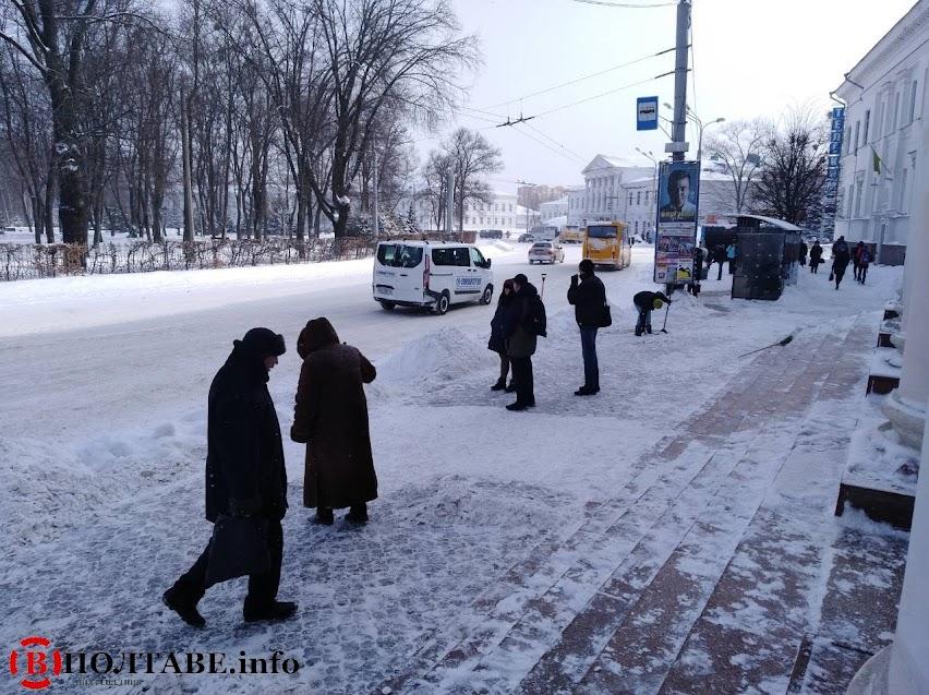 Полтаву вхурделило: ранок у місті після сильної негоди (ФОТО, ВІДЕО), фото-18
