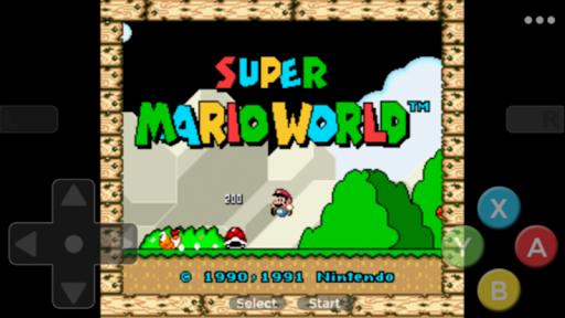 SNES Emulator - Arcade Classic Full Games 1.0 screenshots 2