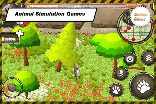 鬣狗模拟器