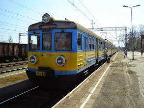 Photo: Lubań Śląski: EN71-026 jako 55116 relacji Węgliniec - Jelenia Góra