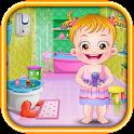 Baby Hazel Bathroom Hygiene icon