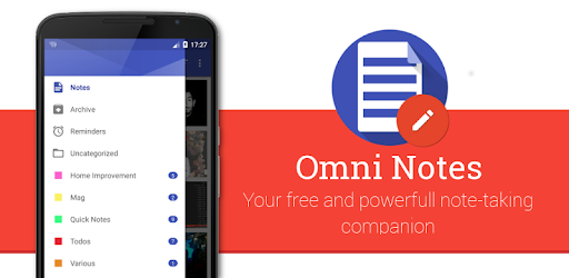 Omni Notes - Apps on Google Play