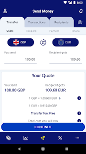 XE Currency Converter Money Transfer v6.5.6 Pro APK 3