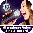 Live Microphone: announcements mike icon