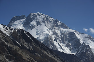 Photo: Broad Peak (8051m).