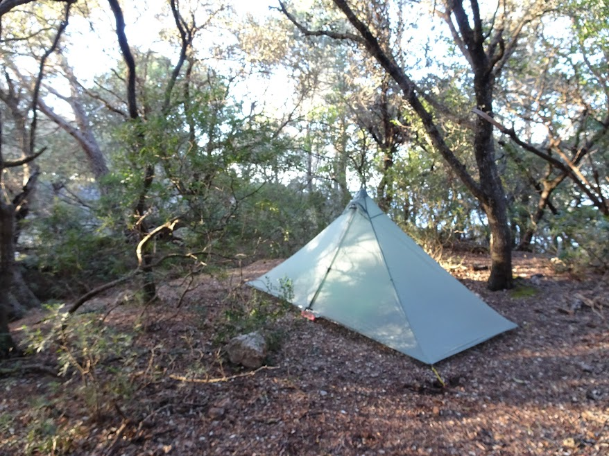 Or do you prefer sleeping under the stars? (Here a MLD Solomid XL)