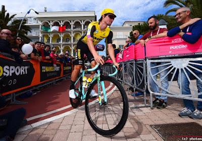 Primoz Roglic ziet zichzelf als grootste tegenstander in tweede Giro-tijdrit