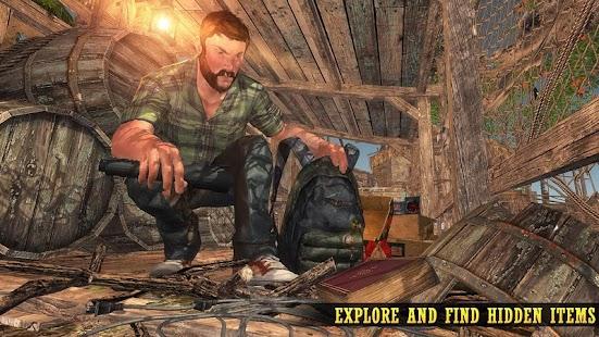Hero přežití Jungle uniknout - náhled