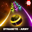 ARMY ROAD : Ball Dance Tiles - Game For BTS icon