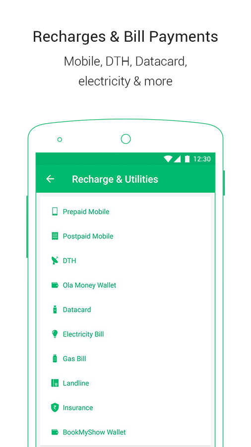 Chillr: UPI, Banking, Recharge & Bill Pay- screenshot