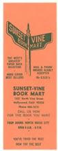 Photo: Sunset Vine Book Mart