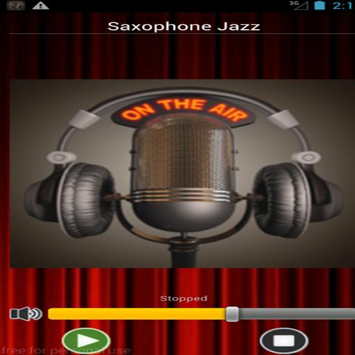 Radio Saxophone Jazz