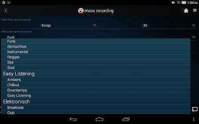 Radio Player, MP3-Recorder by Audials APK screenshot thumbnail 24