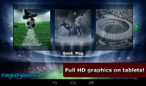 TASO 15 Full HD Football Game 1.74 screenshots 6